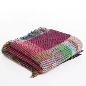 WallaceSewell Honeycomb throw