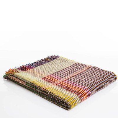 WallaceSewell Basket weave throw - Portland