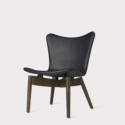 Mater Shell lounge stoel