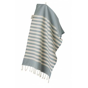 House of Rym fouta handdoek