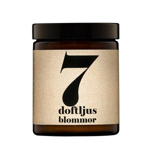 Terrible Twins scented candle nr. 7