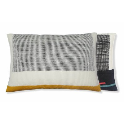 Orange Or Red Untitled cushion