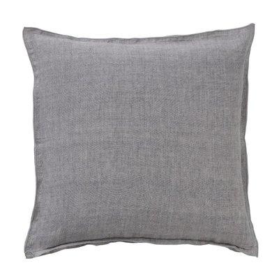 Bungalow linen stone grey cushion
