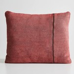 Woud Canvas cushion indian red