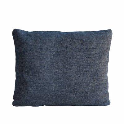 Woud Canvas cushionnavy blue