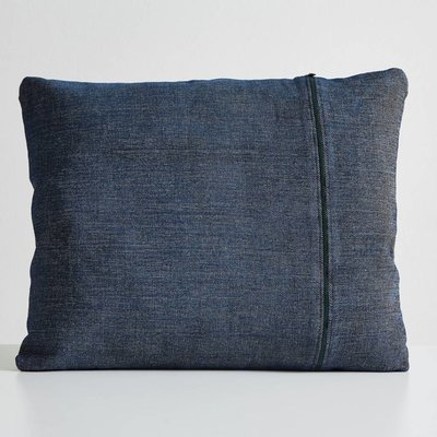 Woud Canvas cushionnavy blue