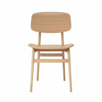 NORR11 NY11 dining chair, natural