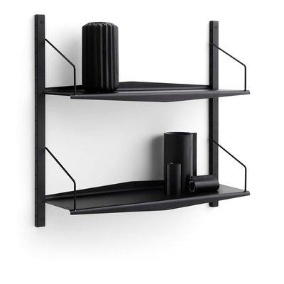 dk3 SYSTEM ULTRA®  BLACK shelving system