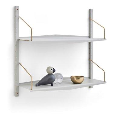 dk3 SYSTEM ULTRA®  GREY shelving system