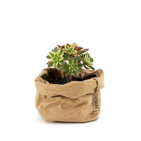 UASHMAMA® Paper bag naturel