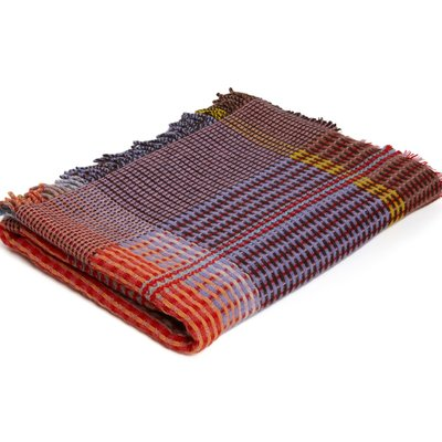 WallaceSewell Basketweave throw - Rathbone