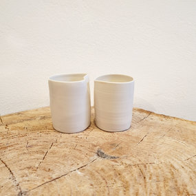 PTZE Porcelain studio setje De Kus (2 sts)
