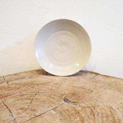 PTZE Porcelain studio onderbordje 14 cm