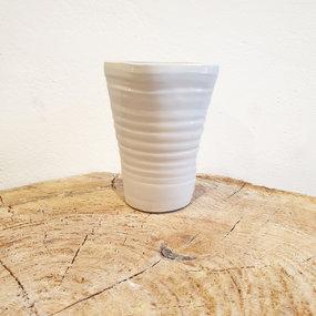 PTZE Porcelain studio hoge beker