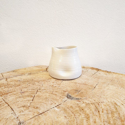 PTZE Porcelain studio PTZE milk/cream jug