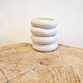 PTZE Porcelain studio Appetizer schaaltjes (4 st.)