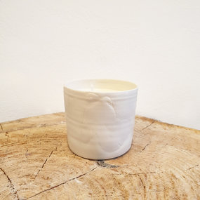 PTZE Porcelain studio Candle 'Model'