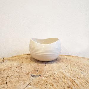 PTZE Porcelain studio PTZE Bowl Cocoon