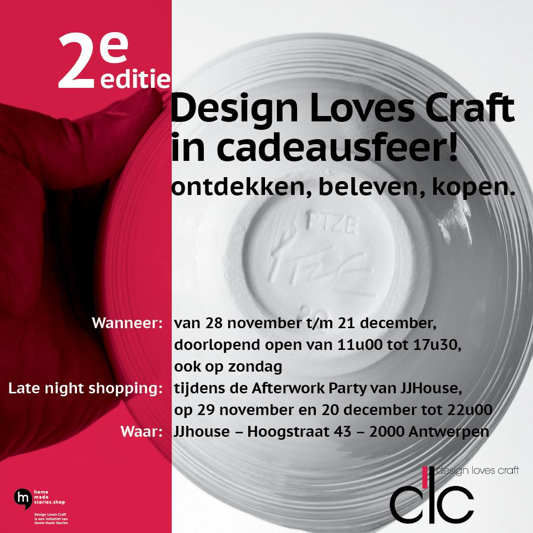 Design Loves Craft pop-up