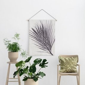 Pernille Folcarelli wandkleed lichte palm