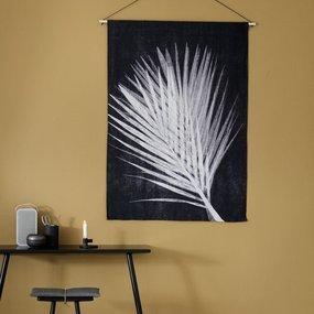 Pernille Folcarelli wandkleed donkere palm