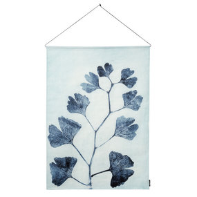 Pernille Folcarelli ginkgo ink wallhanging