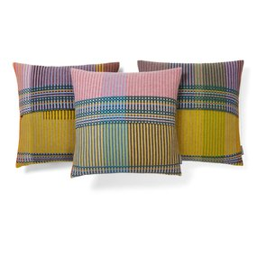 WallaceSewell Pinstripe cushion