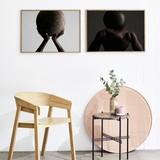 wanddecoratie en spiegels