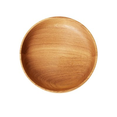 Form & Refine Section wooden bowl