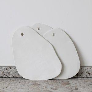 PTZE Porcelain studio bread plate 30 cm