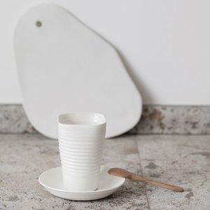 PTZE Porcelain studio PTZE hoge beker