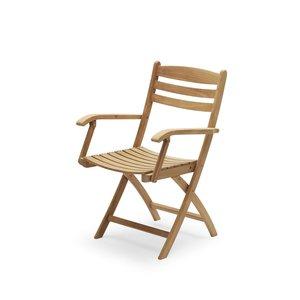 Skagerak Selandia chair with armrests