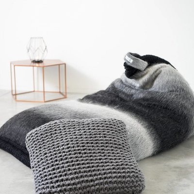 Scarves and Stuff Ombre bean bag limited edition