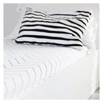 ooh noo Zigzag fitted sheet