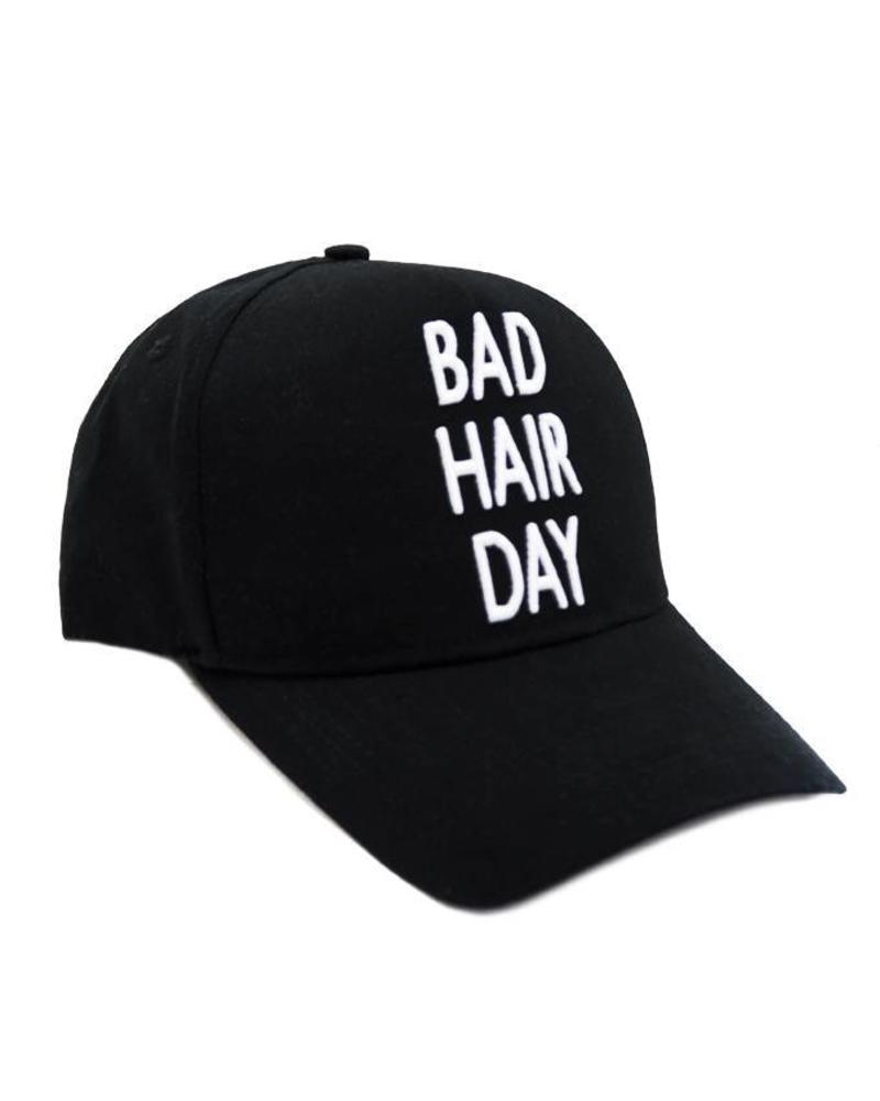Bad Hair Day - black