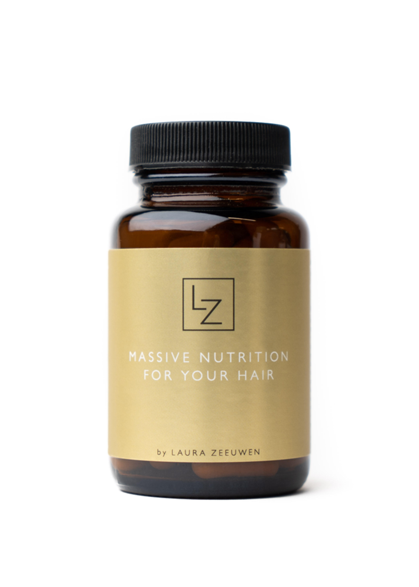 Massive nutrition for your hair.