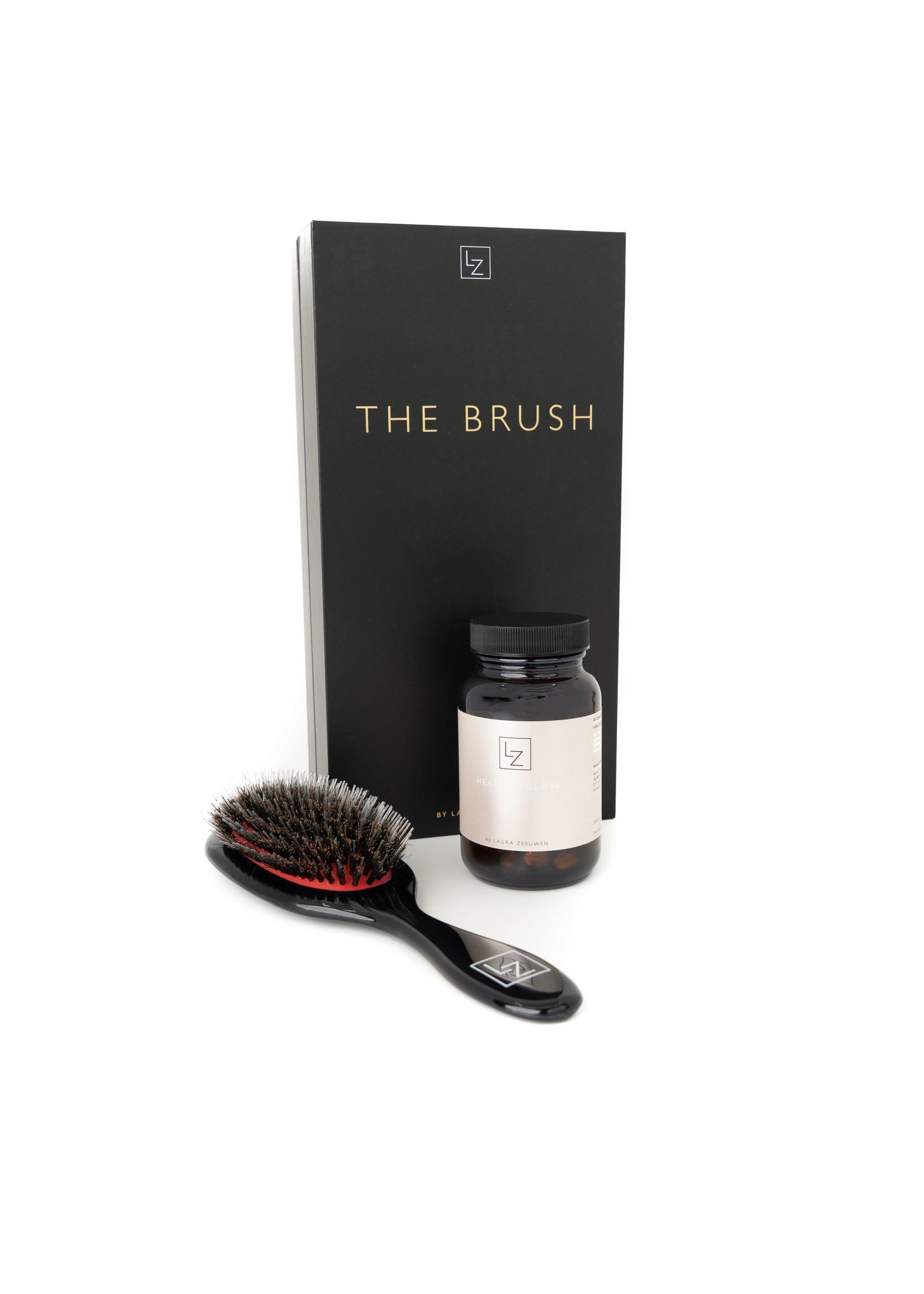 The Brush + Healthy Gloss