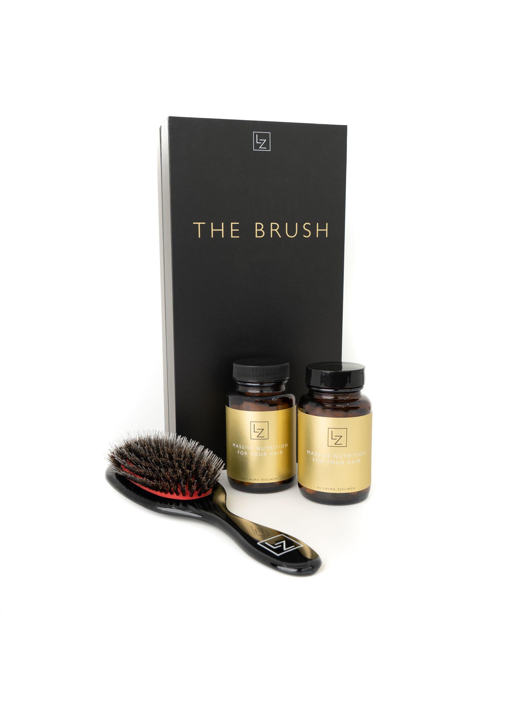 The Brush + 2 Massive Nutrition