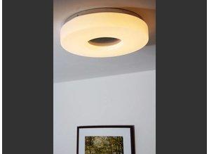 plafonnier 21371 Acryl wit Furo 35cm