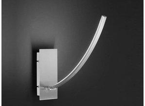 wandlamp 40150/1-92 staal Bird