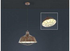 hanglamp 20267/1-90 Vintage Ø 37cm