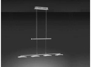hanglamp 20212/4.92 DYN mat nikkel dimbaar