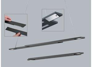 hanglamp  20401/1-06  Blu sticks