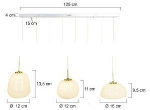 hanglamp  2566ST  Bollique LED