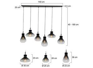 hanglamp  2672ZW  Flere