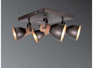 4 lichts spot  PL 5544 Z  Veleno