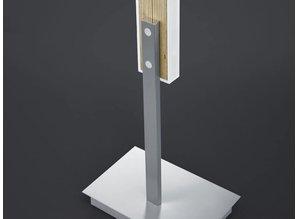 vloerlamp  60316/1-80  Kiruna wood