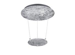 plafonnier 323810189 Zenit zilver