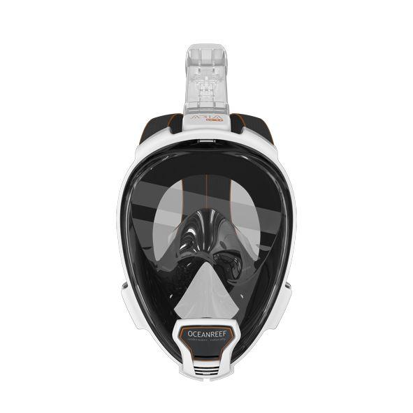 Ocean Reef Aria QR+  Snorkelmasker Wit