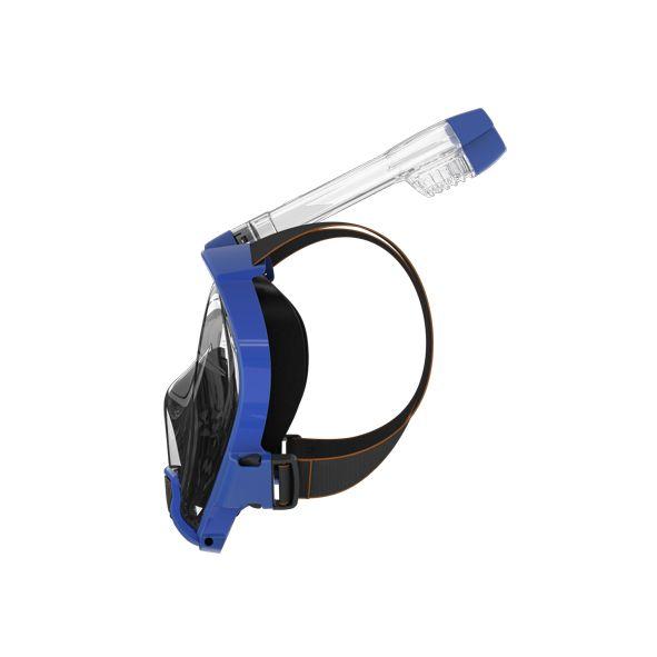 Ocean Reef Aria QR+  Snorkelmasker Blauw